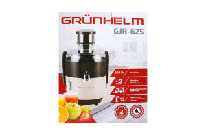 Соковижималка №GJR-625 Grunhelm 1шт