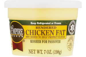 Empire Kosher Rendered Chicken Fat