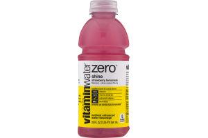vitaminwater Zero Shine Strawberry Lemonade