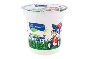 Сирок 15% солодкий з ароматом ванілі Дитячий смак Гармонія ст 120г