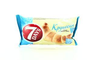 Круассан с кремом Вареная сгущенка 7 Days м/у 65г