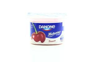 Йогурт 1.5% Вишня Живинка ст 115г