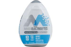 MiO Electrolytes Liquid Water Enhancer Berry Blast