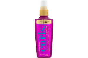 Proganix Curls Scrunch Finish Spray Agave Nectar
