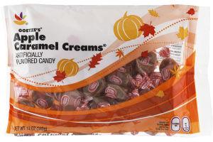 Ahold Goetze's Apple Caramel Creams
