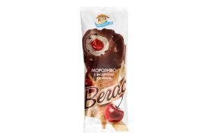 Мороженое с вишневом джемом Вегас Геркулес м/у 70г