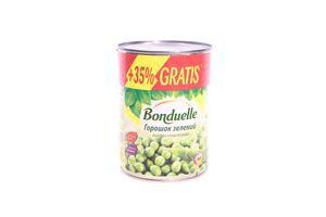 Горошок Bonduelle зелений 580мл х12