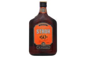 Ром Stroh 60%
