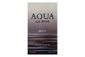Туалетная вода мужская Aqua Man La Rive 90мл