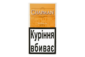 Сигареты Chapman Superslim Sweet Vanilla