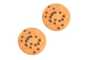 Печенье здобное песочно-отсадное Американское с кусочками глазури Biscotti кг