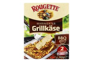 Сыр 55% мягкий маринованный барбекю Grillkase Rougette к/у 2х90г