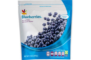 Ahold Blueberries