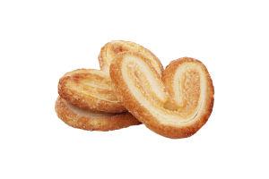 Печенье Лукас Ушки слоеное