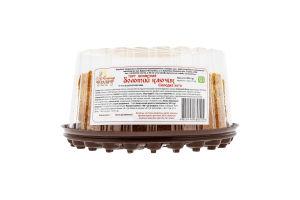 Торт бисквитный Золотой ключик Майстер торт п/у 900г
