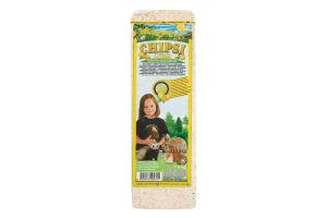 Наполнитель для туалета для грызунов Citrus Chipsi 1кг