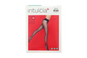 Колготки жіночі Intuicia Bikini LW 20den 2 black