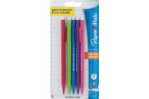 Paper Mate Mechanical Pencils #2 - 5 CT