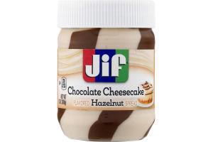 Jif Chocolate Cheesecake Hazelnut Spread