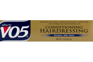 Alberto VO5 Conditioning Hairdressing Normal/Dry Hair