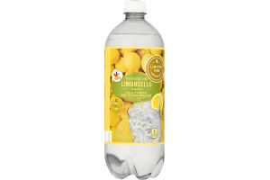 Ahold Limoncello Inspired Seltzer Water
