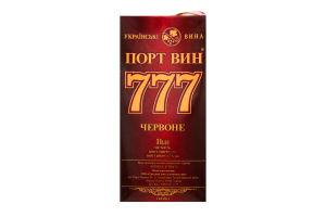 Вино ОЗКВ Жемчужина Бурнаса красное п/слад
