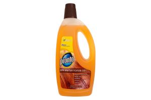 Средство моющее для полов 5в1 Pronto 750мл