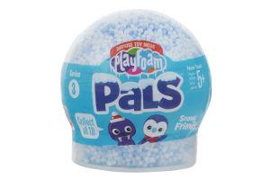 Пластилин Playfoam EducIns СнежнДрузья шарик в ас