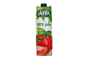 Сок Jaffa 100% juice томатный т/п закр 1л