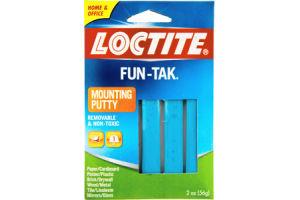 Loctite Fun-Tak Mounting Putty