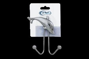 Крючок Arino Дельфин двойной W2515С