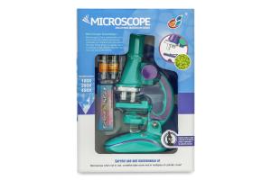 Набор игровой для детей от 8лет №С21127 Microscope Guangdong Qunxing Toys 1шт