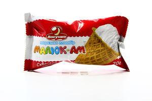 Мороженое Малыш-Ам Пломбир Ласунка 70г