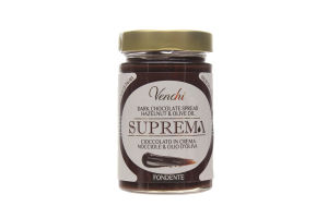 Паста Venchi Suprema из черного шоколада