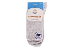 Шкарпетки жіночі Брестские Arctic №15C1403 23 сріблястий