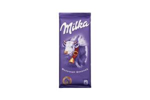 Шоколад молочный Milka 90г