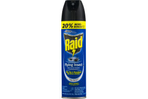 Raid Flying Insect Killer 7 Spray Outdoor Fresh Scent