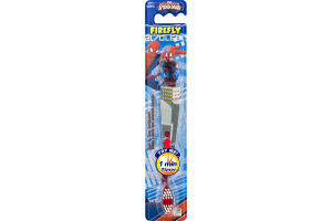 Marvel Ultimate Spider-Man Firefly Toothbrush Soft