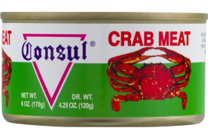 Consul Crab Meat
