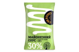 Соус майонезний 30% Смачно як завжди м/у 180г