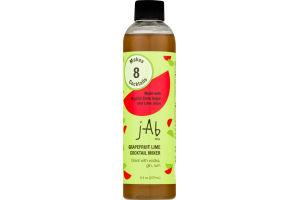 JABnow Grapefruit Lime Cocktail Mixer
