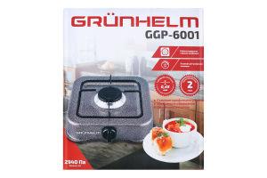 Плита газова настільна №GGP-6001 Gunhelm 1шт