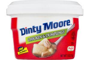 Dinty Moore Chicken & Dumplings
