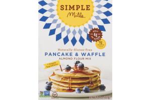 Simple Mills Almond Flour Mix Pancake & Waffle