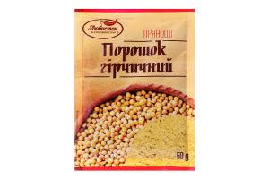 Порошок горчичный Любисток м/у 50г