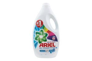 Гель для стирки концентрированный Touch of Lenor fresh Ariel 2860мл