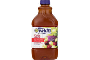 Welch's Juice White Grape Cherry
