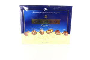 Конфеты шоколадные ассорти Elegance Millennium к/у 285г