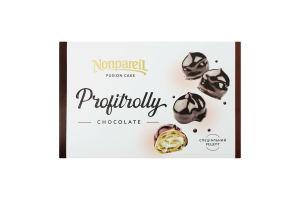 Пирожное Chocolate Profitrolly Nonpareil к/у 0.17кг