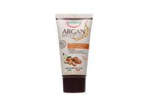 Крем для лица Equilibra увлажняющий с маслом арган